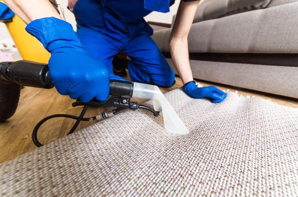 Pranie dywanow i wykladzin